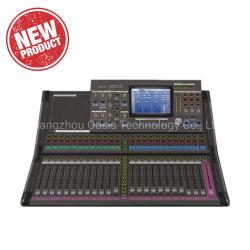 Digital Audio Mixer com 24 canais,