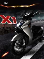 2020년의 세 가지 색상 가장 유명한 2000W 전기 오토바이 유럽 제품을 위한 중국 내 제품