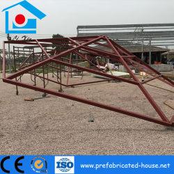 Design speciale prefabbricato Casa tetto prefabbricato struttura in acciaio da costruzione acciaio Telaio
