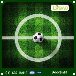 L'erba artificiale poco costosa mette in mostra il pavimento/tappeto erboso sintetico per il tennis, il gioco del calcio