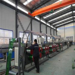 中国の高速二重出力競争価格のプラスチックペットパッキングストラップベルトの/Strappingバンド放出機械/作成機械