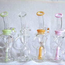 Los proveedores chinos de vidrio de alta calidad fumar narguile