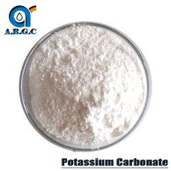 99% Min de carbonate de potassium K2CO3 de l'engrais CAS 584-08-7