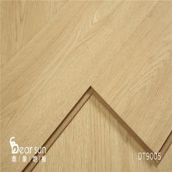 Pavimentazione laminata legno impermeabile dell'interno di a buon mercato 8mm 10mm 12mm