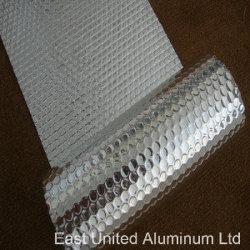 Aluminiumfolie de van uitstekende kwaliteit van de Isolatie met Bel voor de Bouw