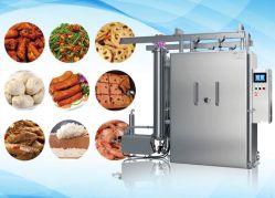Kochte Lebensmittel Schnell Kalt Vakuum Kühlmaschine