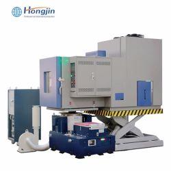 Instrumento Hongjin Temperatura y humedad, vibración combinado tres amplios Test Box