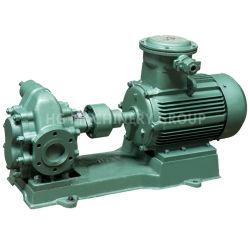 Pompa a ingranaggi KCB960 per il trasporto dell'olio di lubrificazione 60m3/H massimo