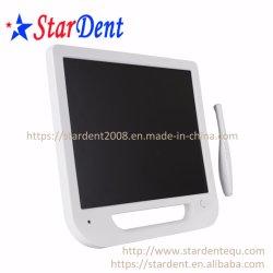 Moniteur LCD 17 pouces Intraoral dentaire de l'écran Appareil photo avec Wired
