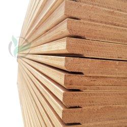 Linyi Fabricant 1220X2440 récipient sec plancher en contreplaqué avec 28mm