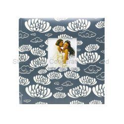 Conception personnalisée papier cristal papier traditionnelle à reliure livre Album Photo