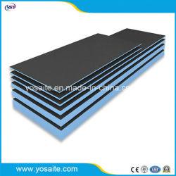 Painéis isolados resistentes à água apoiante do material da placa de poliestireno extrudido