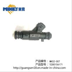 Tobera de inyección de combustible el motor de arranque automático Auto Accesorios Auto Parts '0280156171 Wu Ling Zhi Guang 474 Changan Star 474