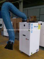 Моланд экономической мобильные сварочные работы очистителя воздуха приводит к повреждению съемника для сбора пыли