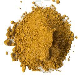 벽돌, 페인트, 플라스틱은 311.313 산화철 황색을 사용했다