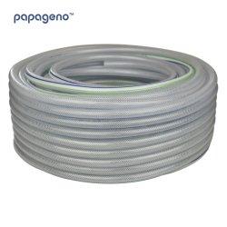PVC 두 배 섬유에 의하여 강화되는 땋는 관