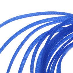Gaine tressée - câble de faisceau de câblage de la tresse de protection isolante électrique auto voiture