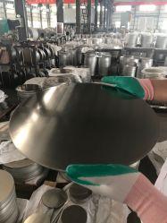 304stainless cerchio di alluminio dell'acciaio 430stainless dell'acciaio 1050