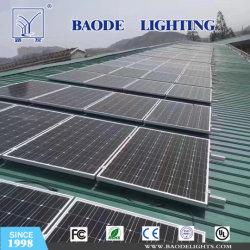 Een zonnepaneel van de Efficiency van de Omzetting van de Module van de Rang Hoog Poly Flexibel 125W