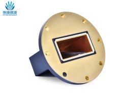 Wr284 R32 300W Leistungs-Mikrowellen-Hohlleiter-Eingabe-Endpunkt