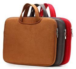 Sac de transport avec poignées pour ordinateur portable sac pour ordinateur portable Tablet manchon du couvercle du carter (CY3605)