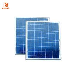40W de paneles solares fotovoltaicos policristalinos/Module