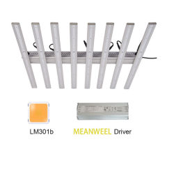 Espectro de 800W de alta potência LED King Crescer Fluence Spyder Luz Sistema Aeroponics Vertical Luzes Faixa Samsung ETL