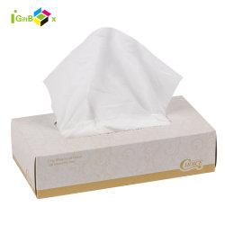 Casella professionale del tessuto del documento del contenitore di carta igienica del fazzoletto per il trucco del fornitore