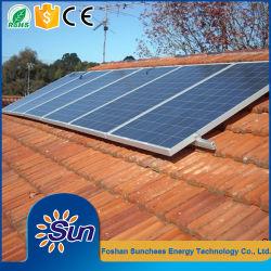 最もよい中国の太陽製品の工場価格の太陽電池パネル5000W 6000W 8000WのSolar Energy作業モデル