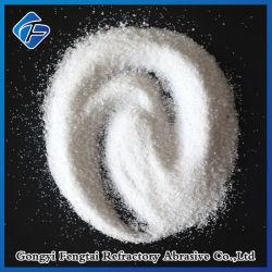 Großhandelsmaterialien des weißen fixierten Tonerde-Oxids/des weißen Korunds für Poliermittel
