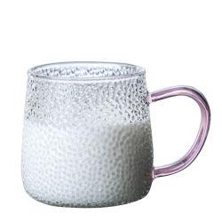 유리제 투수 물 남비를 가진 높은 붕규산 유리 컵