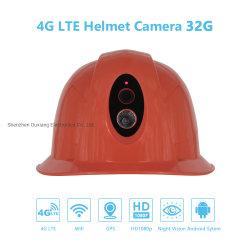 Disque de sécurité avec appareil photo 4G Hat 3G Activer WiFi Intercome pour l'extérieur de la construction de l'industrie