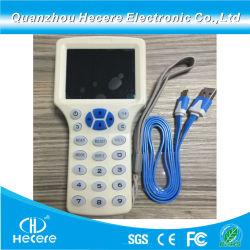 Программируемые установки 125 Кгц Duplicator RFID для RFID брелок, смарт-карт