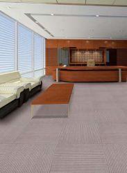 Design novo tapete de PP Telhas/Nylon Azulejos tapetes/Apoio de PVC/tapete Antivegetativas Telhas/Office carpete para uso comercial