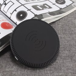 Neues Design, 5 V, 1 A, 9 V, 1,1 A, drahtloses Schnellladegerät für Mobiltelefone/iPad