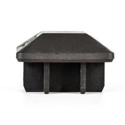 Kundenspezifische Möbel-Endstöpsel-Plastikbein-Spitzen