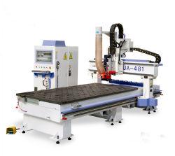 목제와 연약한 금속 조각 기계를 위한 목공 CNC 절단기