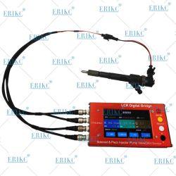 Тестер для Erikc Drv клапаны с общей топливораспределительной рампой с пьезоэлектрическими форсунками соленоида ЭУВ цилиндра насоса/Eup Zme E1024142 Lcr цифровой тестер для моста индуктивности емкостного сопротивления