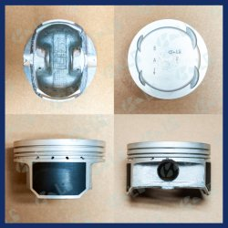 Maschinenteil-Kolben für 23410-2g200 Hyundai