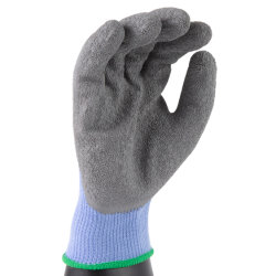 lattice di massima Glove-5232 di rivestimento della fodera del cotone del Knit della stringa 10g