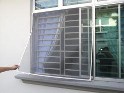 L'écran d'insectes magnétique de bricolage pour portes et fenêtres