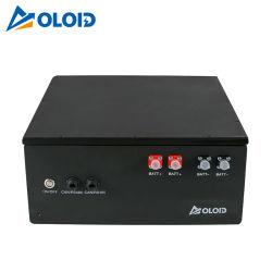 Pak van de Batterij van Li van de Module van de Matrijs van de Fiets van de Batterij van het lithium 60V 40ah het Elektrische Bijkomende Horizontale 60V 40ah Ionen