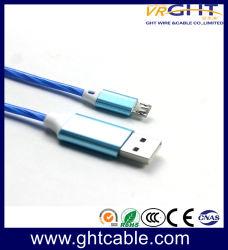 Индикатор Android кабель USB-эль-текущей зарядки горит - горит