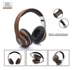 طي متعدد الألوان سماعة رأس Bluetooth لاسلكية سماعة رأس كمبيوتر سماعة رأس عامة