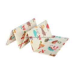 200cm*180cm*1cm bebê Tapete Play dobrar o XPE rastejar Pad Home piscina impermeável Diagrama jogo de quebra de dobragem