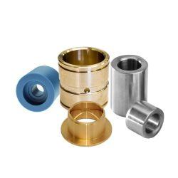 OEMの機械化のフランジベアリングプラスチックカーボンかステンレス鋼の真鍮の減力剤のブッシュ