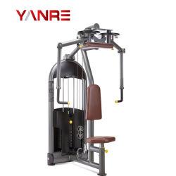 強さの適性機械スポーツ用品の後部三角形の体操装置