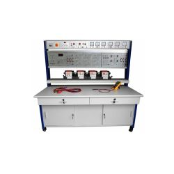 Minrry 인버터 컨트롤 전기 교육 벤치 교육 장비 가변 주파수 드라이브 교육 시스템