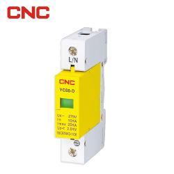 CNC 공장 직영 PV 태양열 시스템 SPD DC 서지 보호 장치 1P 2p 3p 출력