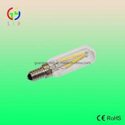 De LEIDENE T25 Lampen van de Gloeidraad, LEIDEN E14 Uitstekend Licht, LEIDENE T25 E14 Klassieke Bollen voor Koelkast/Diepvriezer